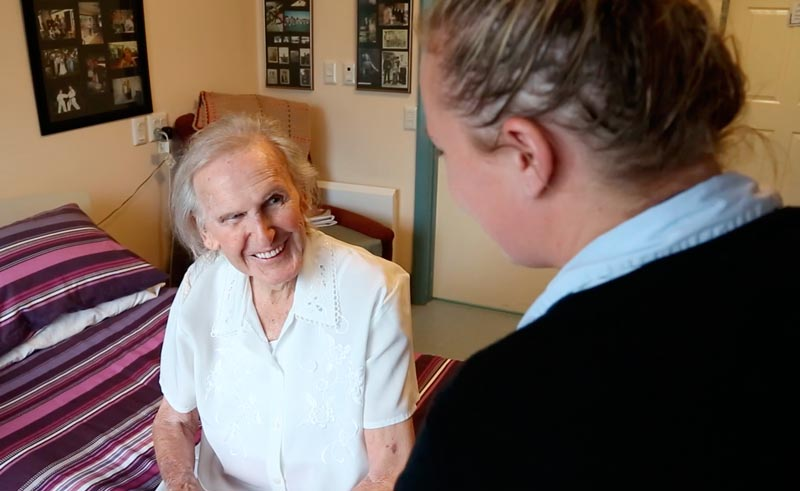 Colleen - aged care