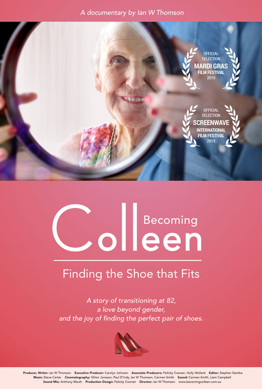 Becoming Colleen movie poster